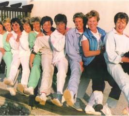 Damenmannschaft 88